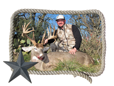 Texas High Fence Whitetail Hunting